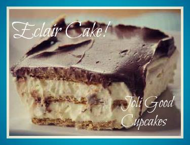 I've been looking for a reason to make an eclair cake and celebrating Labor day with family tomorrow will give me the perfect opportunity! | lookingjoligood.woordpress.com