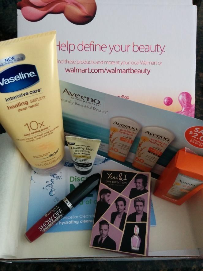 Walmart Beauty Box Subscription|lookingjoligood.wordpress.com