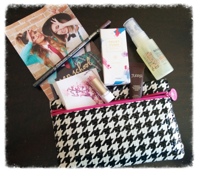 August Ipsy Glam Bag and Birchbox Box | lookingjoligood.wordpress.com