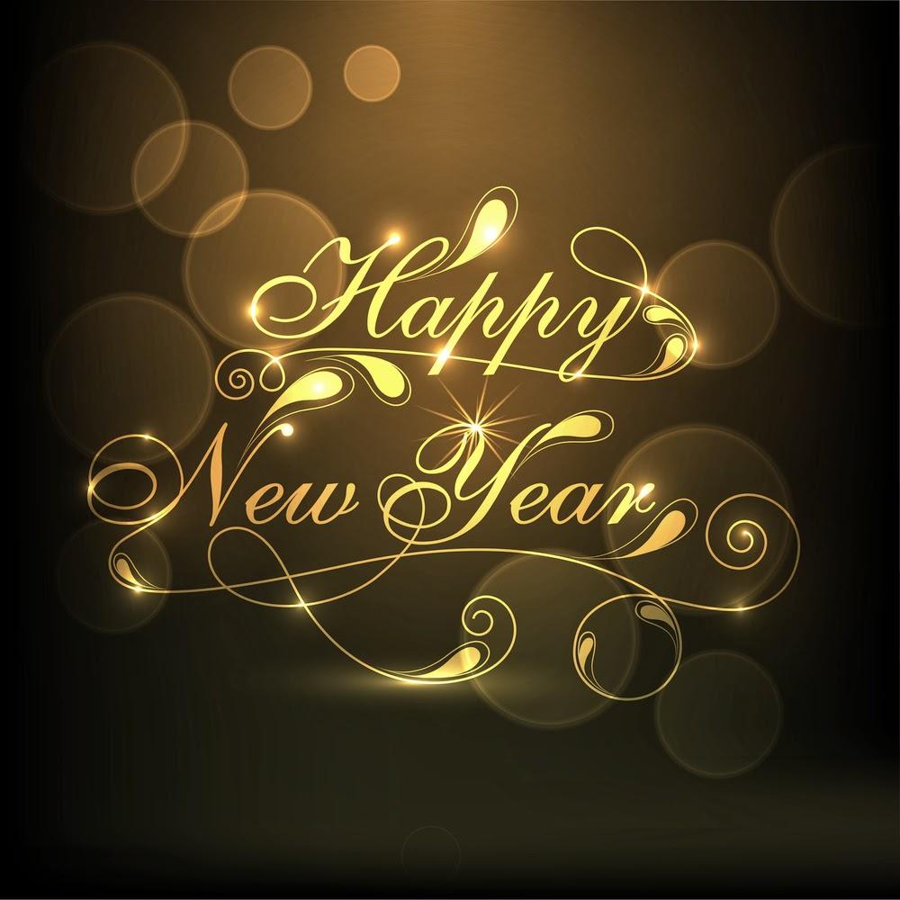 Happy New Year Looking Joli Good