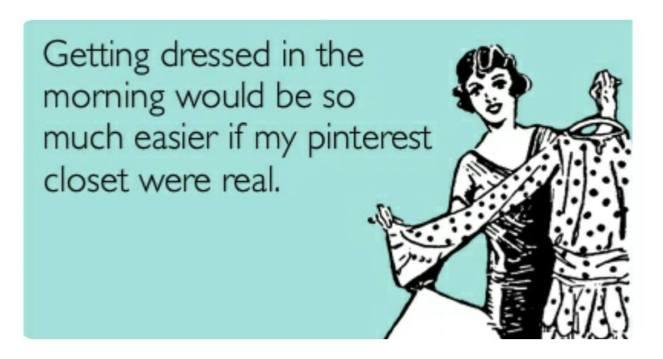 Pinterest Closet | lookingjoligood.wordpress.com