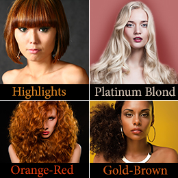 Hair Color and Skin Undertones | lookingjoligood.wordpress.com