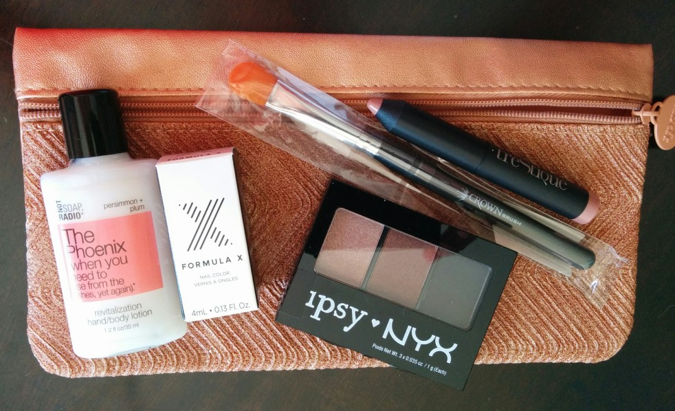 September Ipsy Glam Bag | lookingjoligood.wordpress.com