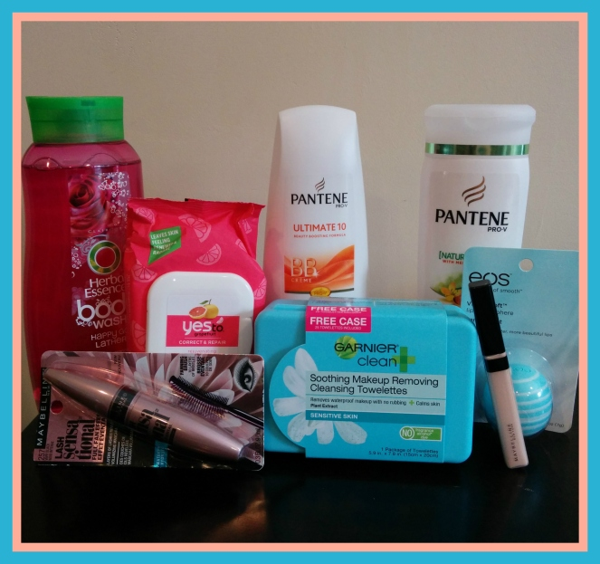 Drugstore Haul | lookingjoligood.wordpress.com
