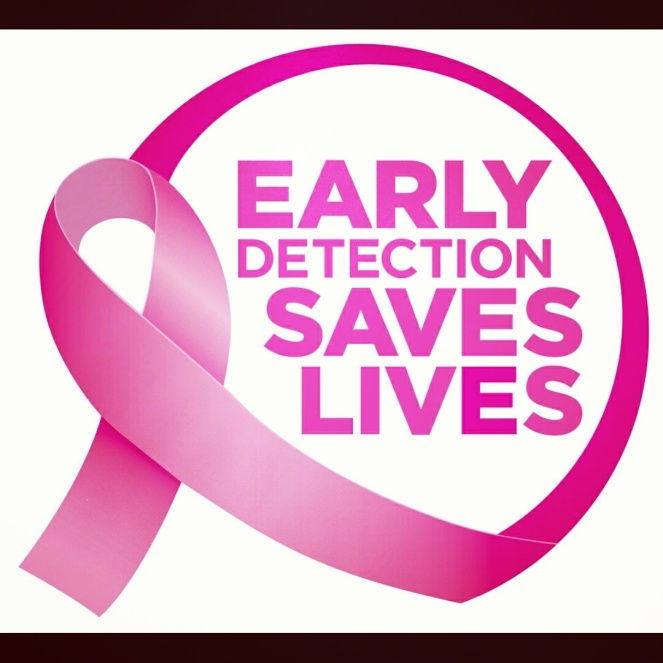 Early Detection Saves Lives | lookingjoligood.wordpress.com