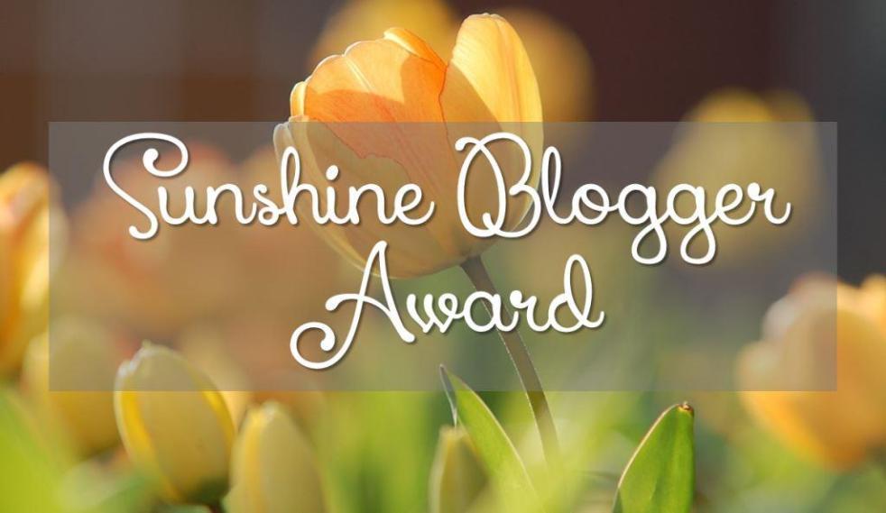 sunshine-blogger | lookingjoligood.wordpress.com