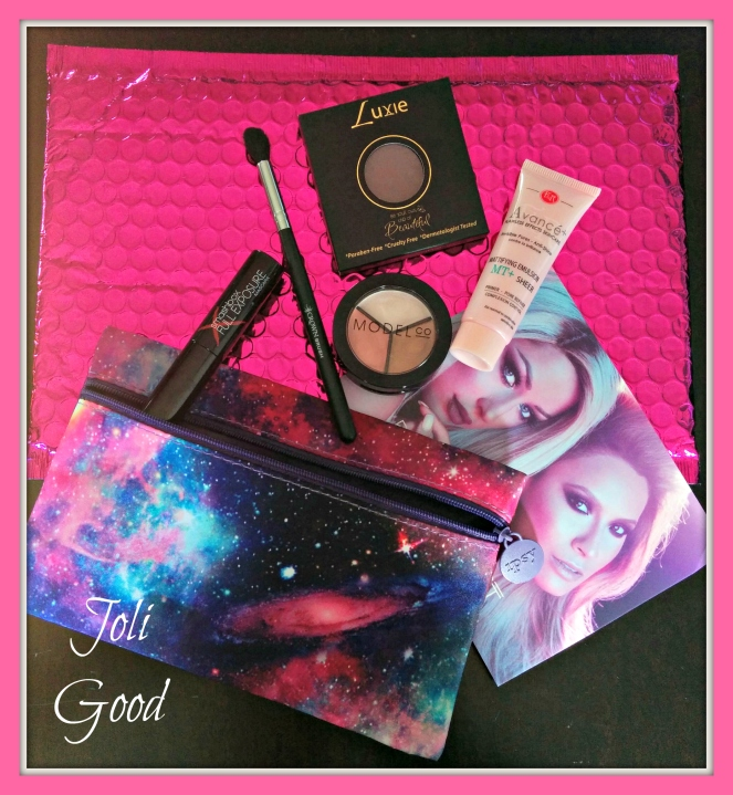 November Ipsy Glam bag | lookingjoligood.wordpress.com