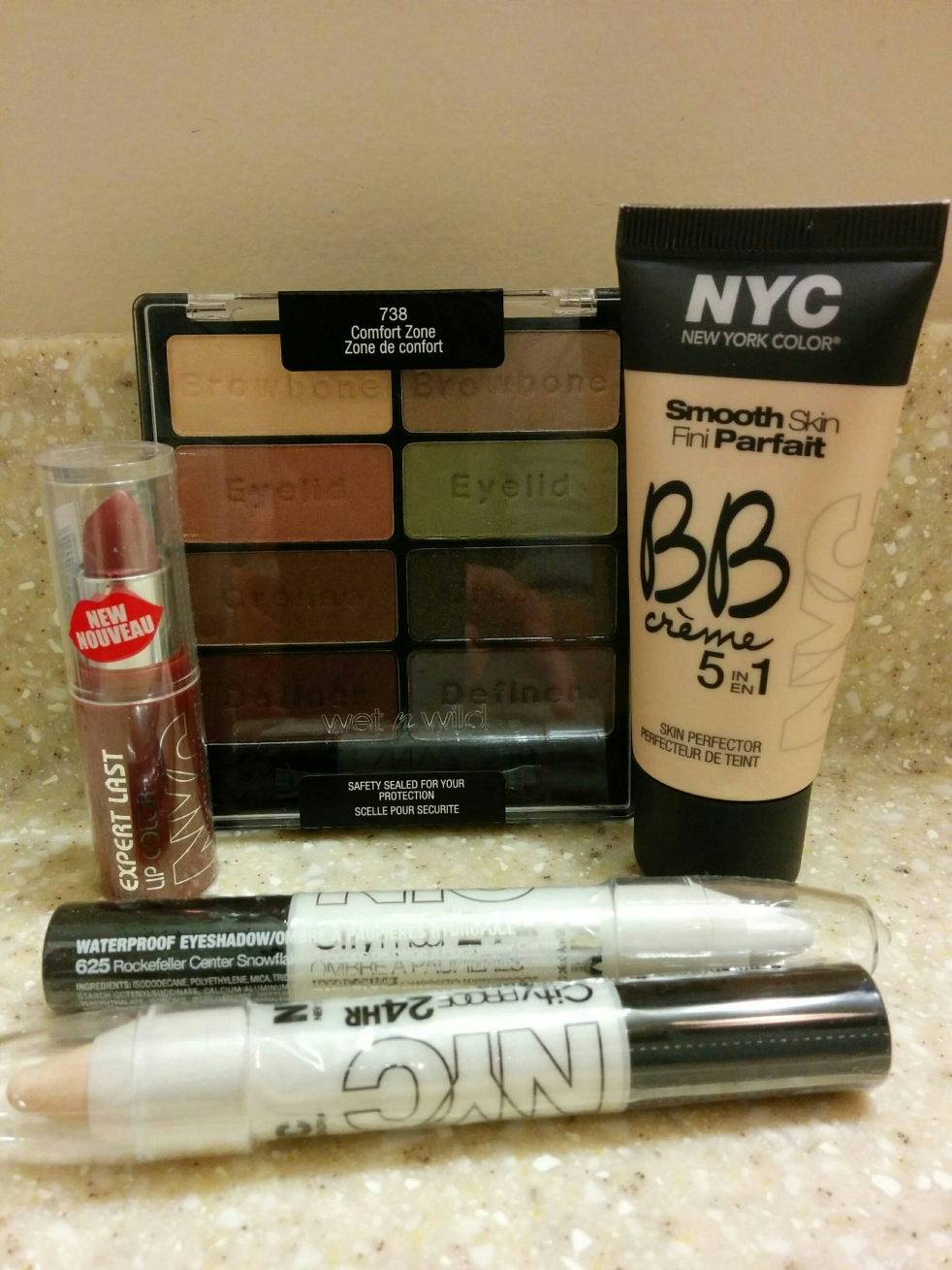 Target Mini Makeup Haul Review | lookingjoligood.wordpress.com