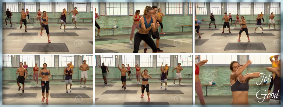 Jillian Michaels Body Revolution Cardio 1 Review | lookingjoligood.wordpress.com