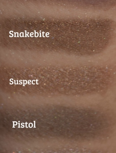 Naked Palette Swatched | lookingjoligood.wordpress.com