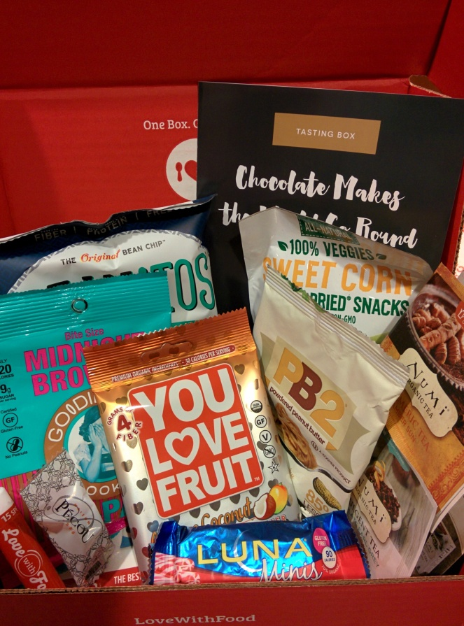 Love with Food December Box | lookingjoligood.wordpress.com