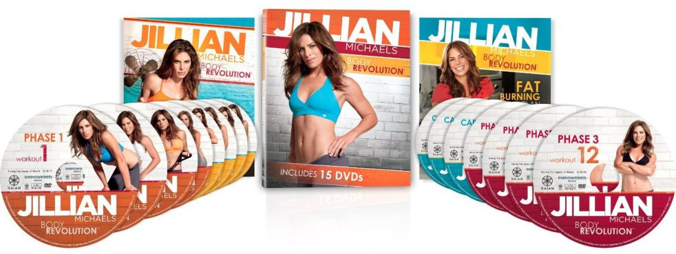 Jillian Michaels Body Revolution Phase 2 Workout 5 | lookingjoligood.wordpress.com