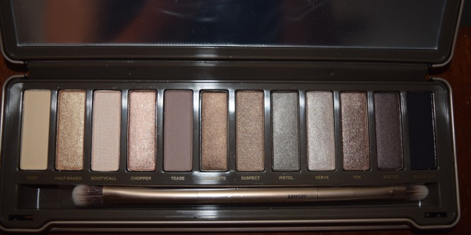 Naked Palette Swatched | lookingjoligood.blog