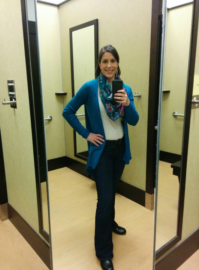 Flab to Fab Finding Jeans | lookingjoligood.wordpress.com