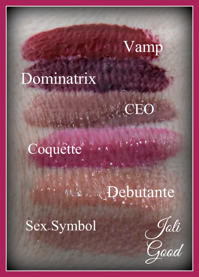 LORAC Love, Lust & Lace Alter Ego Lip Gloss Set lookingjoligood.wordpress.com