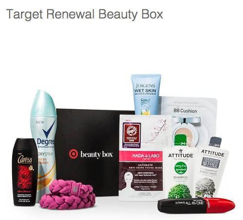 Target Beauty Box | lookingjoligood.wordpress.com