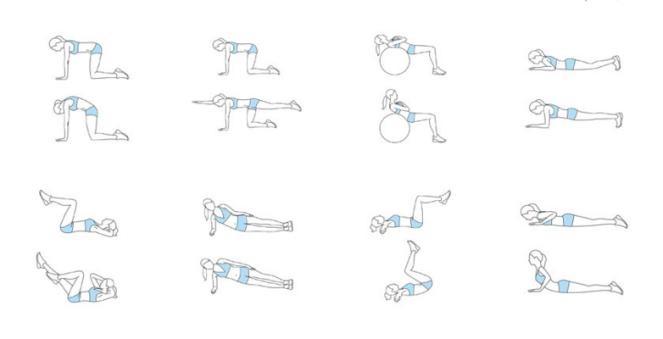 No Gym? No Problem! | lookingjoligood.wordpress.com