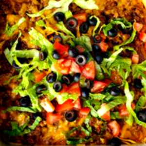 Taco Salad Casserole Recipe | lookingjoligood.wordpress.com