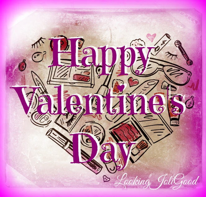 Happy Valentine's Day Joli Good | lookingjoligood.wordpress.com