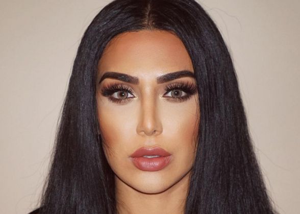 Huda Kattan of Huda Beauty | lookingjoligood.wordpress.com
