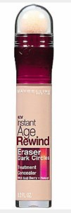 Instant Age Rewind Eraser Dark Circle Treatment Concealer | lookingjoligood.wordpress.com