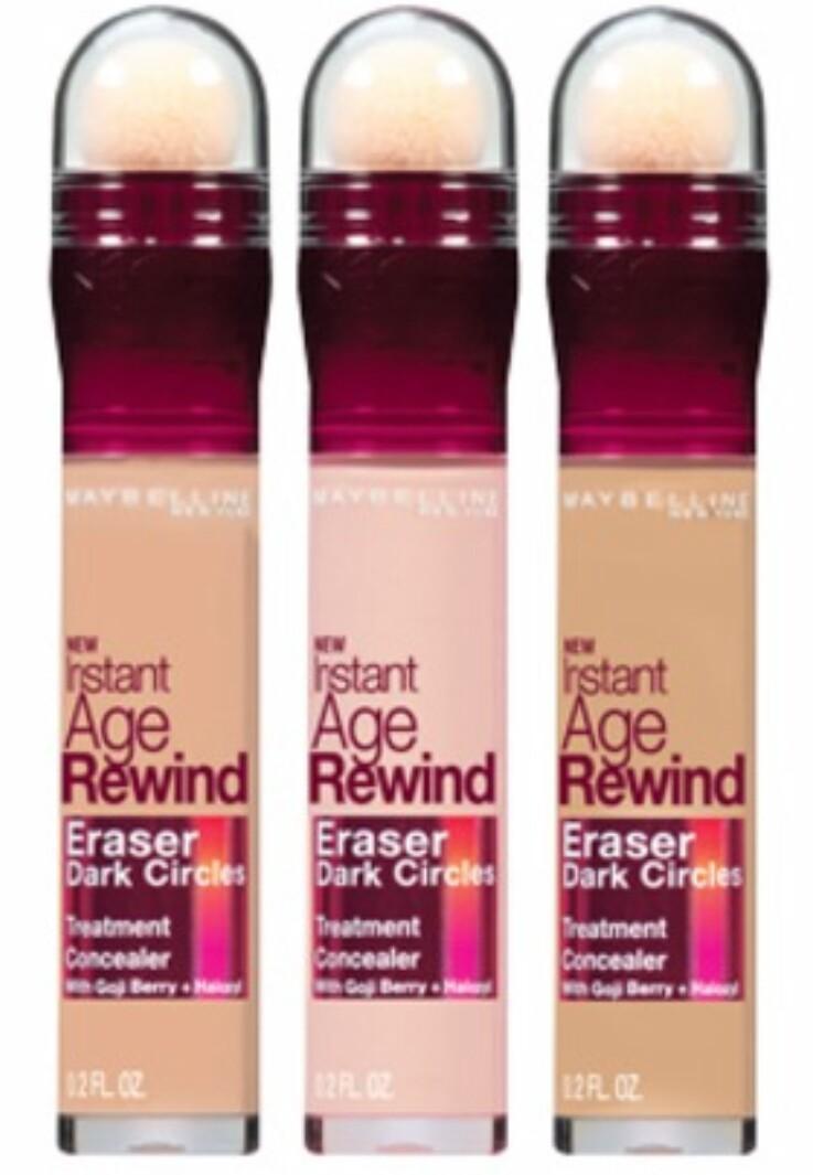 Instant Age Rewind Eraser Dark Circle Treatment Concealer | lookingjoligood.wordpress.com