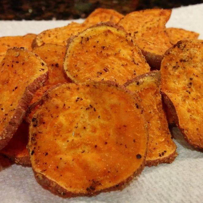 Roasted Sweet Potatoes | lookingjoligood.wordpress.com