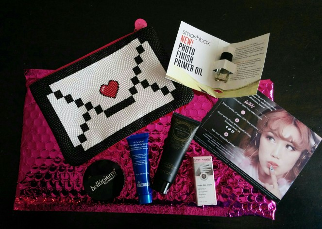 February 2016 Ipsy Glam Bag | lookingjoligood.wordpress.com
