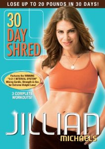 jillian michaels 30 day shred | lookingjoligood.wordpress.com