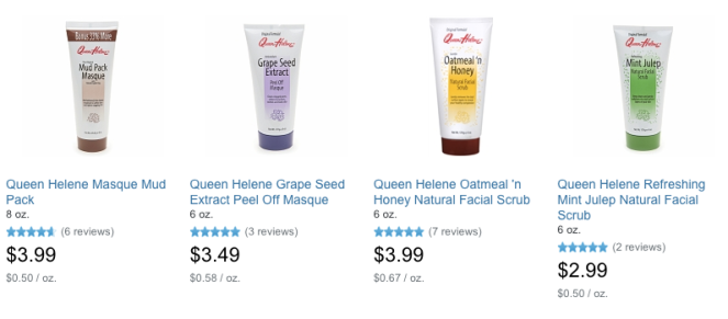 Tip Tuesday Queen Helene multi masking | lookingjoligood.wordpress.com