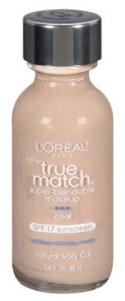 L'Oreal True Match Foundation | lookingjoligood.wordpress.com