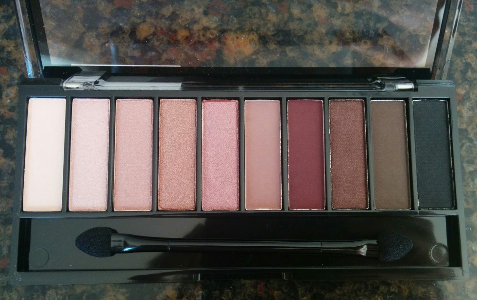 Au Naturel 754A Nude Awakening Palette | lookingjoligood.wordpress.com