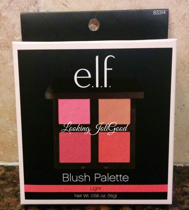 e.l.f. Powder Blush Palette | lookingjoligood.wordpress.com