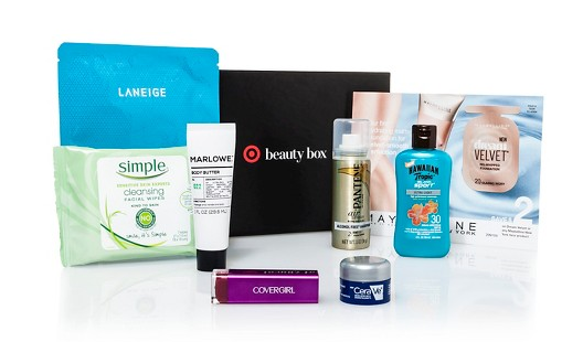 Target April Beauty Box ($26 Value) | lookingjoligood.wordpress.com