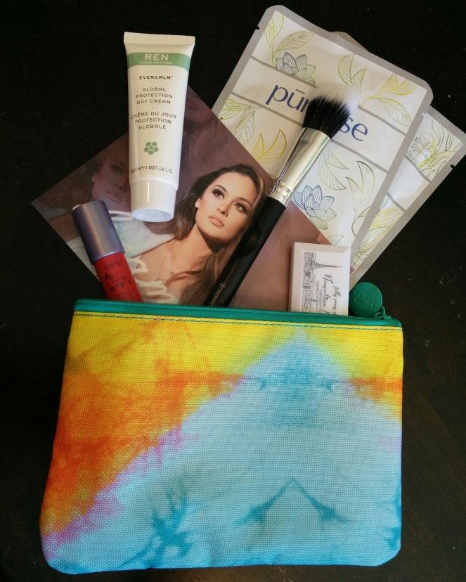 Ipsy Glam Bag April 2016 | lookingjoligood.wordpress.com