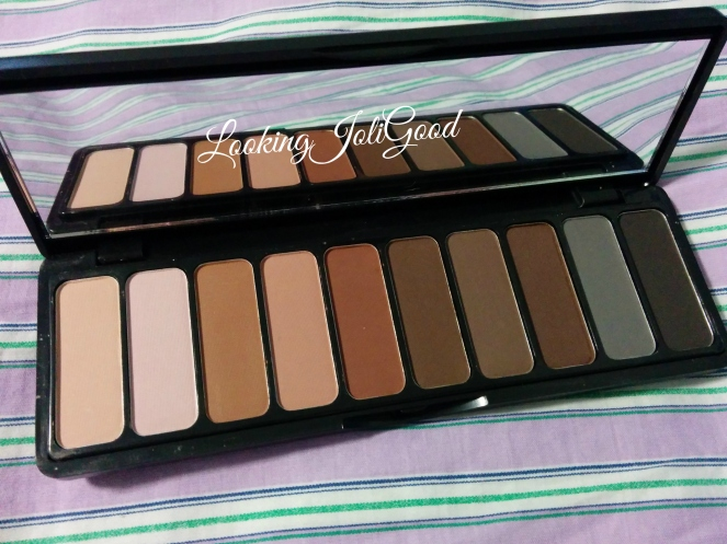 e.l.f. Eyeshadow Palette -Mad for Matte lookingjoligood.wordpress.com