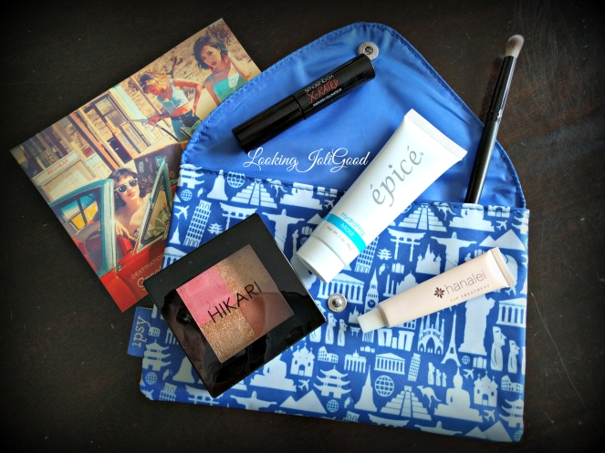 ipsy glam bag may 2016 | lookingjoligood.wordpress.com