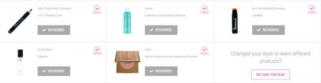 July 2015 ipsy glam bag | lookingjoligood.wordpress.com