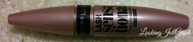 maybelline lash sensational | lookingjoligood.wordpress.com