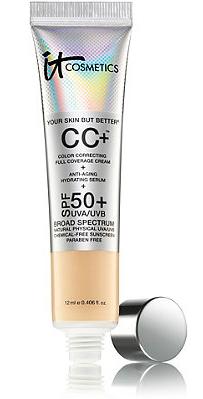 IT COSMETICS Your Skin But Better CC Cream with SPF 50+ | lookingjoligood.wordpress.com
