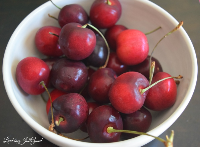 Life is a Bowl of Cherries | lookingjoligood.wordpress.com