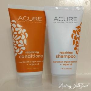 Acure Shampoo and Conditioner | lookingjoligood.wordpress.com