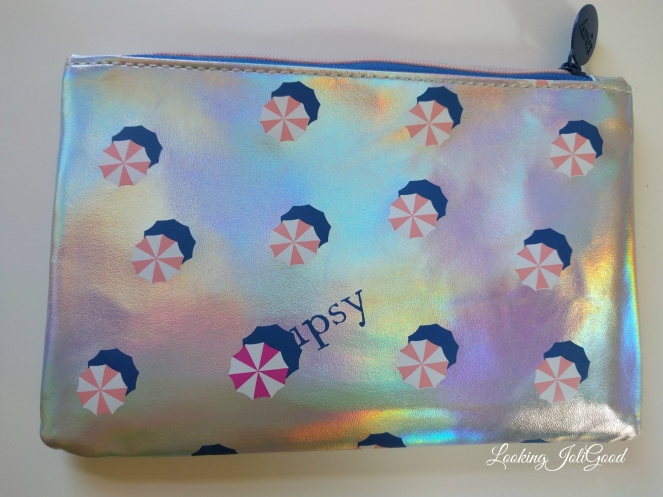 Ipsy Glam Bag July 2016 | lookingjoligood.wordpress.com