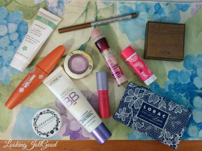 makeup of the day | lookingjoligood.wordpress.com