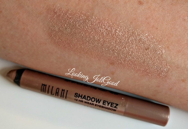 Milani Shadow Eyez 12Hr Wear Eyeshadow Pencil in 11 SAND DUNES Shimmering Taupe