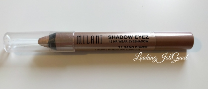 Milani Shadow Eyez 12Hr Wear Eyeshadow Pencil | lookingjoligood.wordpress.com