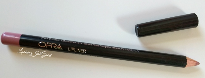 OFRA Cosmetics Lip Liner in Silk | lookingjoligood.wordpress.com