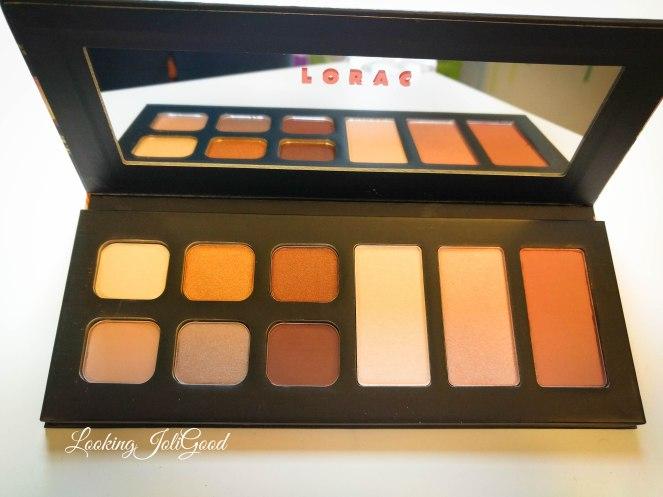 Lorac Refined Romance Eyecheek Palette | lookingjoligood.wrodpress.com