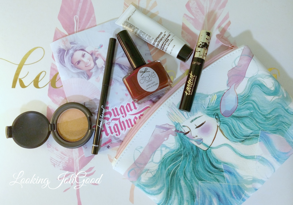 August Ipsy Glam Bag | lookingjoligood.wordpress.com