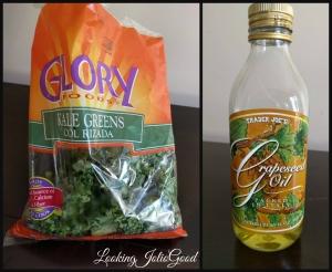Kale and Olive Oil | lookingjoligood.wordpress.com